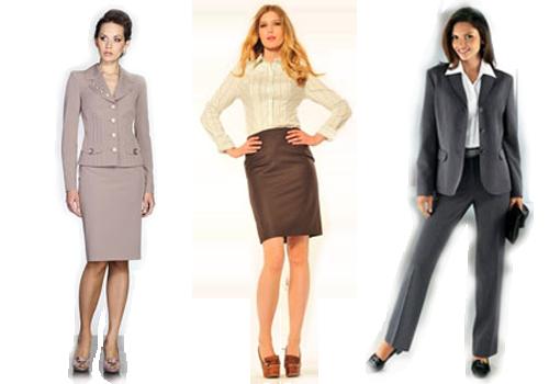 Женщины, офисный стиль