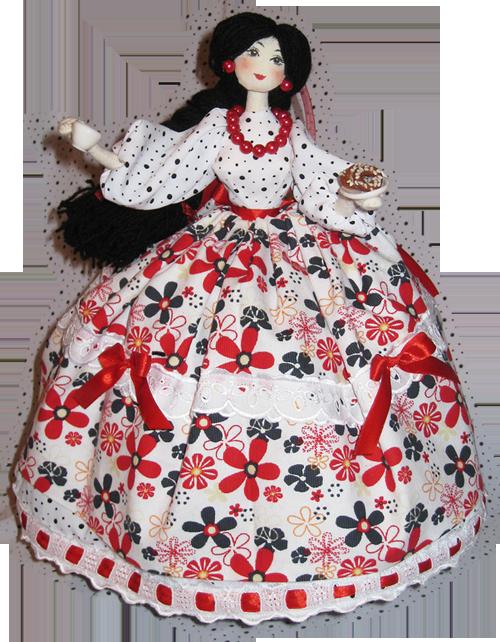 Грелка кукла на чайник своими руками выкройка